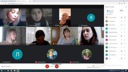 Відбулось онлайн-засідання практичних психологів ЗЗСО міста
